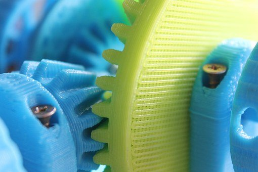 The Mechanism Of, Differential, 3d Printer, Project