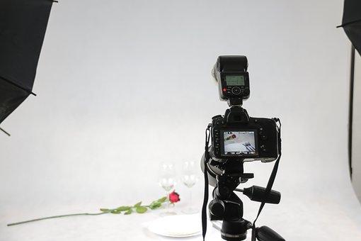 Slr, Dslr, Full Frame, Studio, Photo, Camera