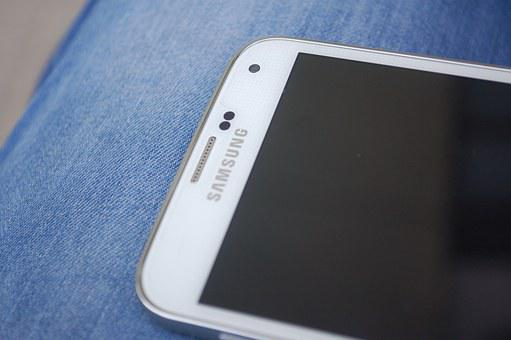 Samsung, Smartphone, White, Galaxy, Android Phone