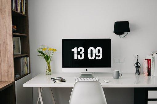Home, Office, Workspace, Desk, Design, Creative