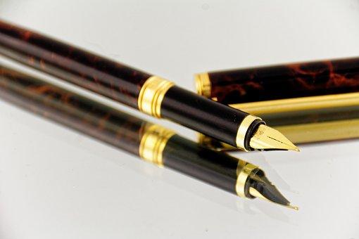 Fountain Pens, Filler, Write, Writing Tool, Pen, Office