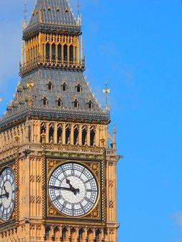 Big Ben, Parliament, Westminster, Bell, Clock, Tower