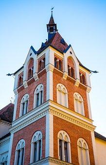 Feldbach, Styria, Castle, Tower, Turret