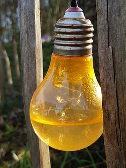 Lamp, Garden Decoration, Light, Decoration, Lighting