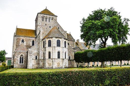 Church, Old Building, Architecture, Religion, Dom