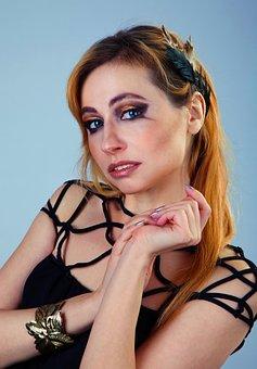 Makeup, Makeup Artist, Gothic, Portrait