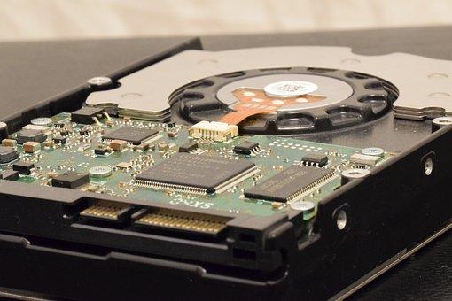 Harddisk, Computer, Hdd, Disk, Data