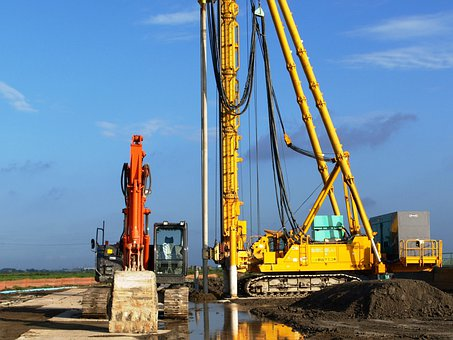 Landscape, Heavy Equipment, The Application