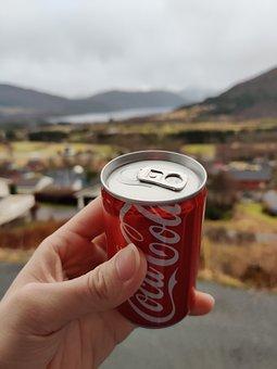 Koke, Coca-Cola, Soda, Nature