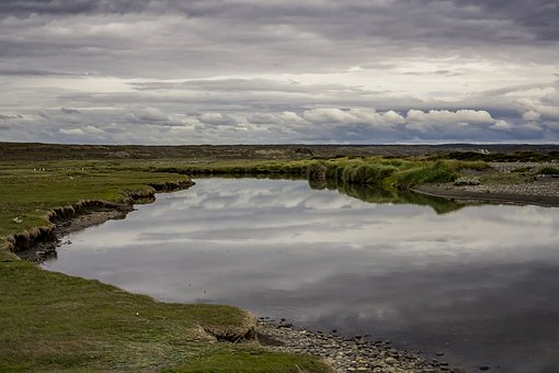 Landscape, Scenic, Horizon, Moody, Dark, Scenery, Lake