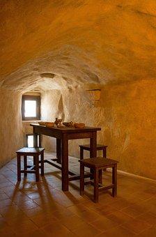 Prison, Jail, Pizzo, Pizo, Calabria
