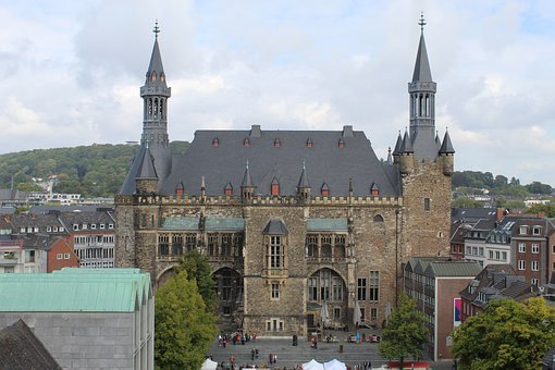 Town Hall, City, Historic Center, Places Of Interest