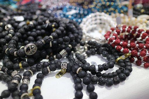 Necklace, Props, Bracelet