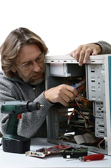 Technician, Repairing, Repairman, Engineer, Technology