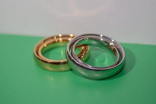 Rings, Around, Before, Friendship, Engagement, Wedding