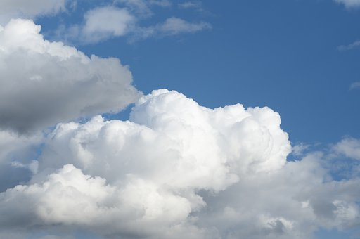 Clouds, Sky, Nature, Heaven, Weather, Atmosphere, Blue