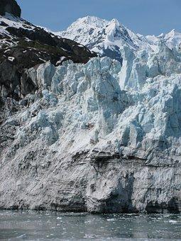 Glacier, Ice, Cold, Nature, Snow, Iceberg, Water