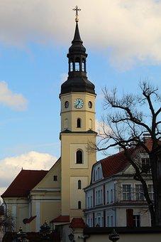 Church, Soaring, Tower, Poland