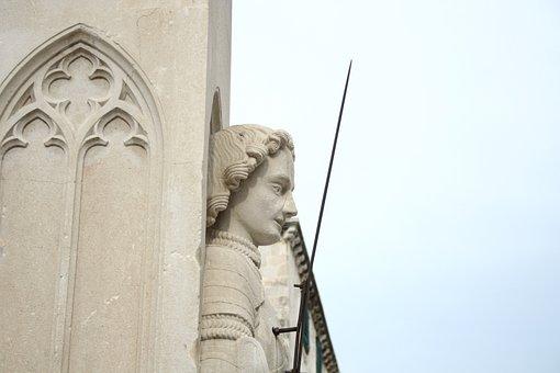 Orlando, Dubrovnik, Stone, Monument, Culture, Statue
