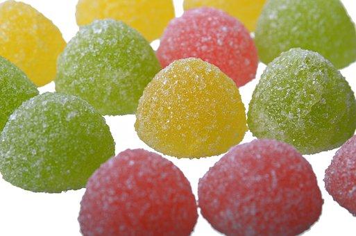 Jelly, Sweets, White, Ingredient, Gelatin, Eating