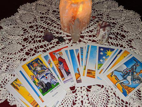 Tarot Cards, Metaphysical, Enlightenment, Occult