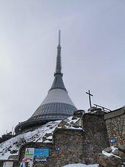 Ještěd, Tv Tower, Liberec, Rich Mountain, North Bohemia