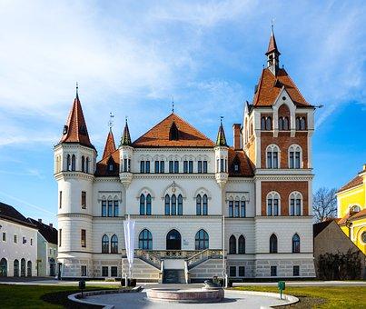 Feldbach, Styria, Castle, Church, Volcano Country