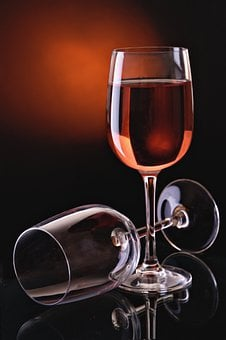 Wine, Glass, Drink, Red, Wineglass, Alcohol, Background