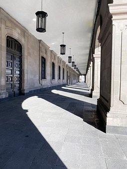 Architecture, City, Center Of Toluca