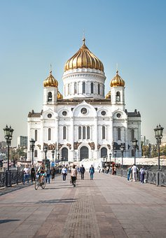 Church, Basilica, Cathedral, Dom, Russia