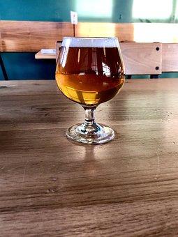 Beer, Glass, Alcohol, Drink, Bar, Pub