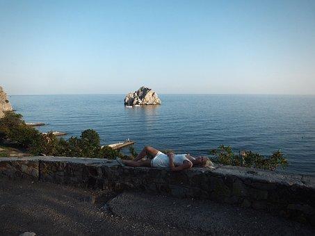 Evpatoria, Our Crimea, Russia, Black Sea