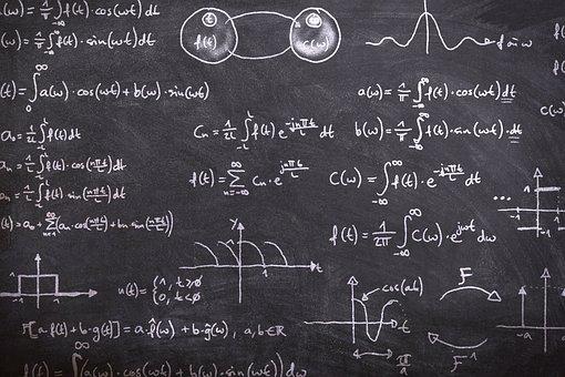Board, Mathematics, School, Learn, Formula, Education