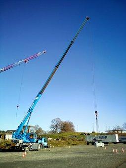 Truck Crane, Mobile Crane