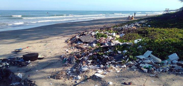 Pollution, Trash, Garbage, Ocean