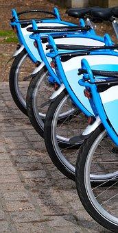 Bicycles, Bikes, City Bike, Rent, Rental Bike, Borrow