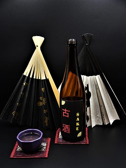 Sake, Drink, Subjects, Japan, Bottle, Alcohol