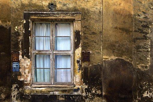 Window, Hauswand, Door, House Facade, Building