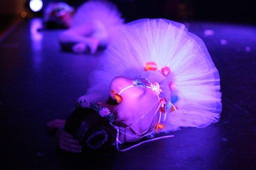 Ballet, Tutu, Ballerina, Girl, Costume, Dance