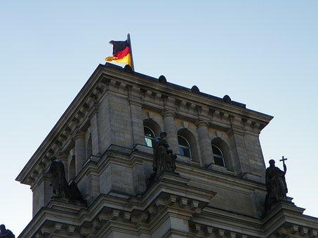 Policy, Germany, Bundestag, Berlin