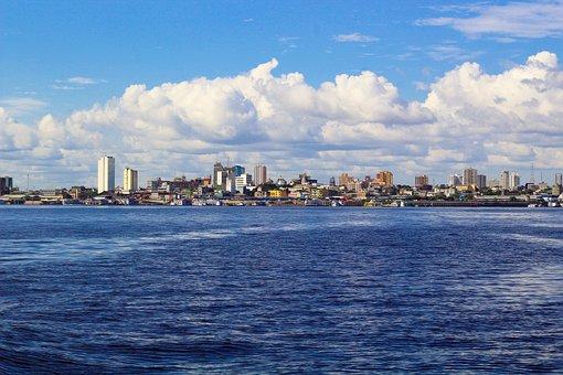 Manaus, Amazonas, City, Amazon, Rio, Culture, Brazil