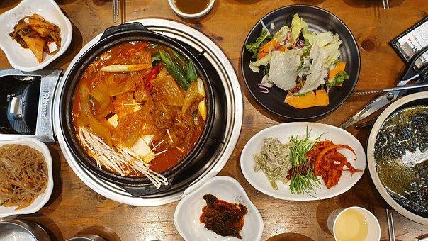 Cooking, Korea Food, Food, Delicious, Spicy