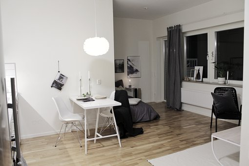 Apartment, Interior Design, Furniture, The Room