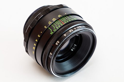 Lens, Helios-44-2, Retro, Optics, Old, Rarity