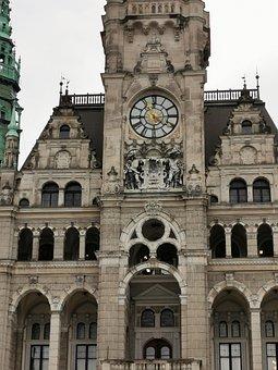 Town Hall, Liberec, Rich Mountain, North Bohemia, Cz