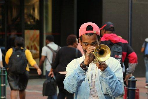 Musician, Trumpeter, Tool, Jazz