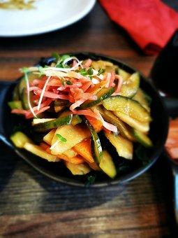 Pickled, Ginger, Japanese Food, Pickled Radish