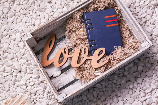 Love, Box, Gift, Surprise, Heart, Romantic, Present