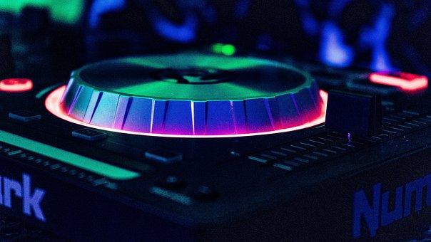 Dj, Music, Disco, Vinyl, Audio, Sound, Equipment