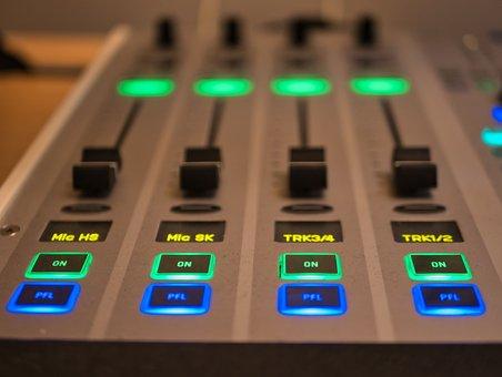 Lawo, Mixer, Technology, Sound